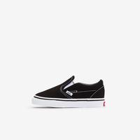 Vans Girl's Toddler Classic Slip On