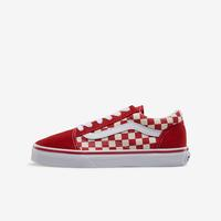 Vans Boy's Preschool Check Old Skool
