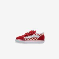 Vans Boy's Toddler Check Old Skool V