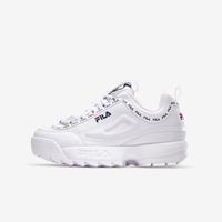 FILA Boy's Grade School Disruptor 2 Repeat Flag