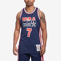 Mitchell + Ness Men's Authentic Jersey Team USA 1992 Larry Bird