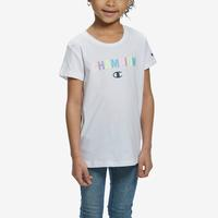 Champion Girl's Short Sleeve Fashion Tee