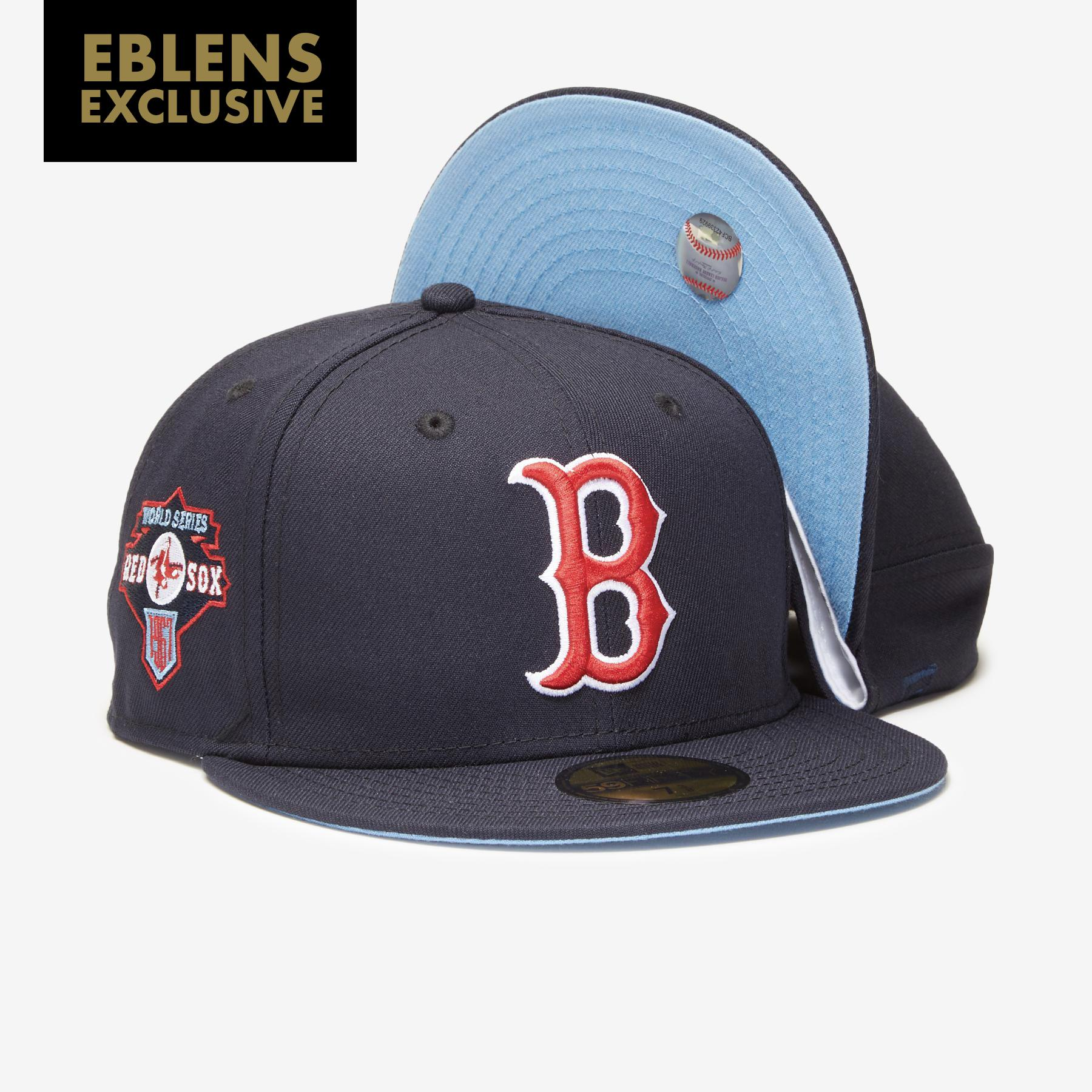 Boston Red Sox 59fifty 1967 World Series Fitted Hat