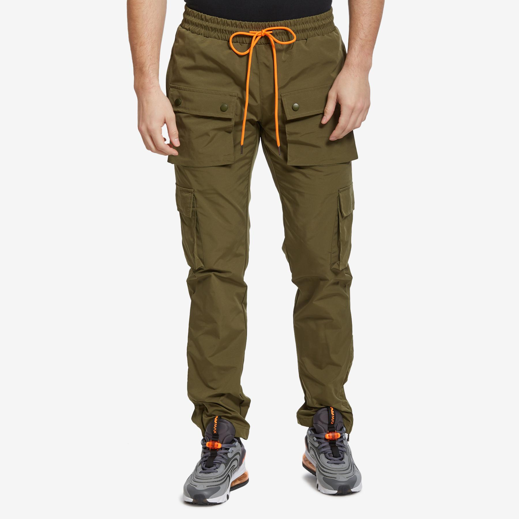 Men's Snap Cargo Pants