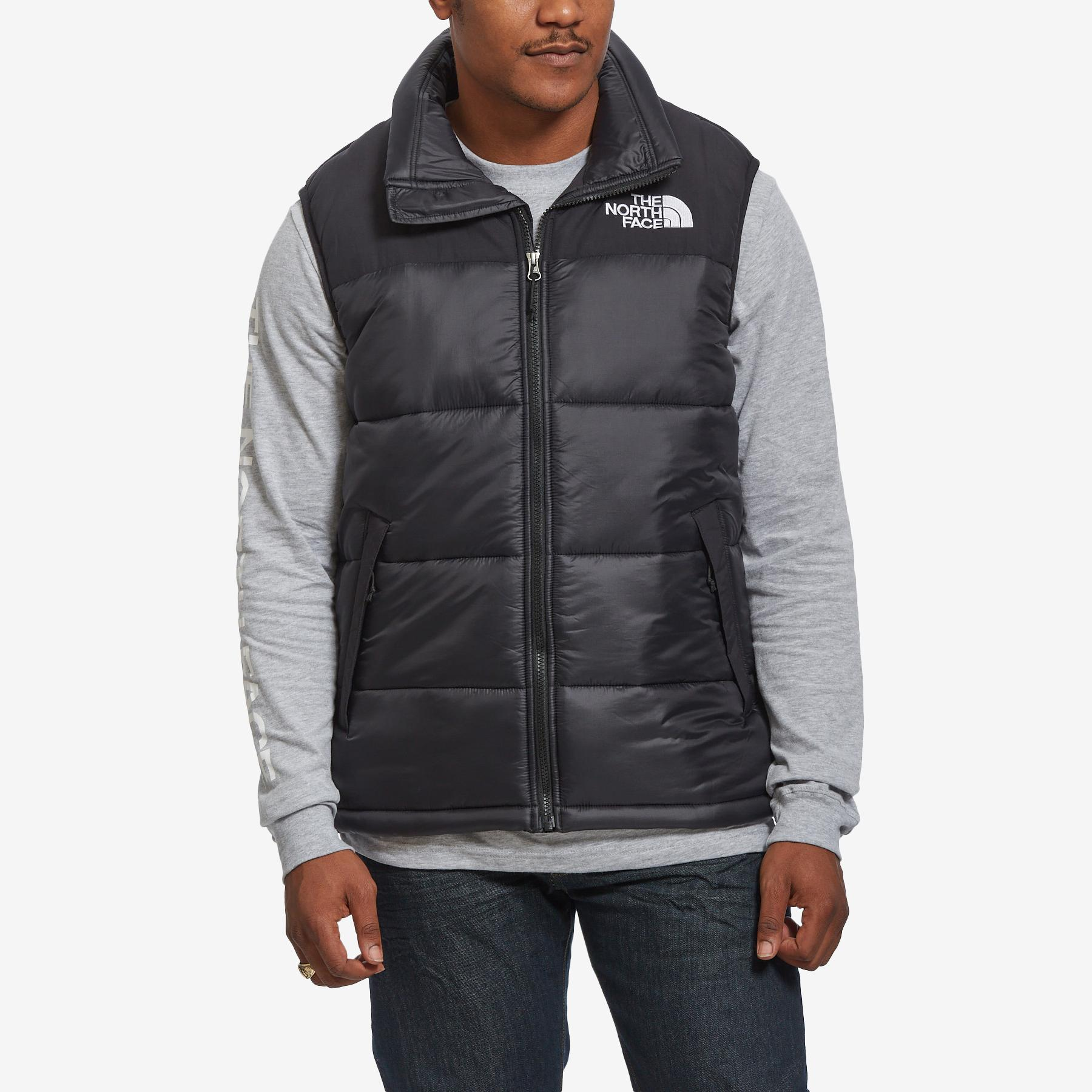 Men's Out Hmlyn Insulated Full- Zip Vest