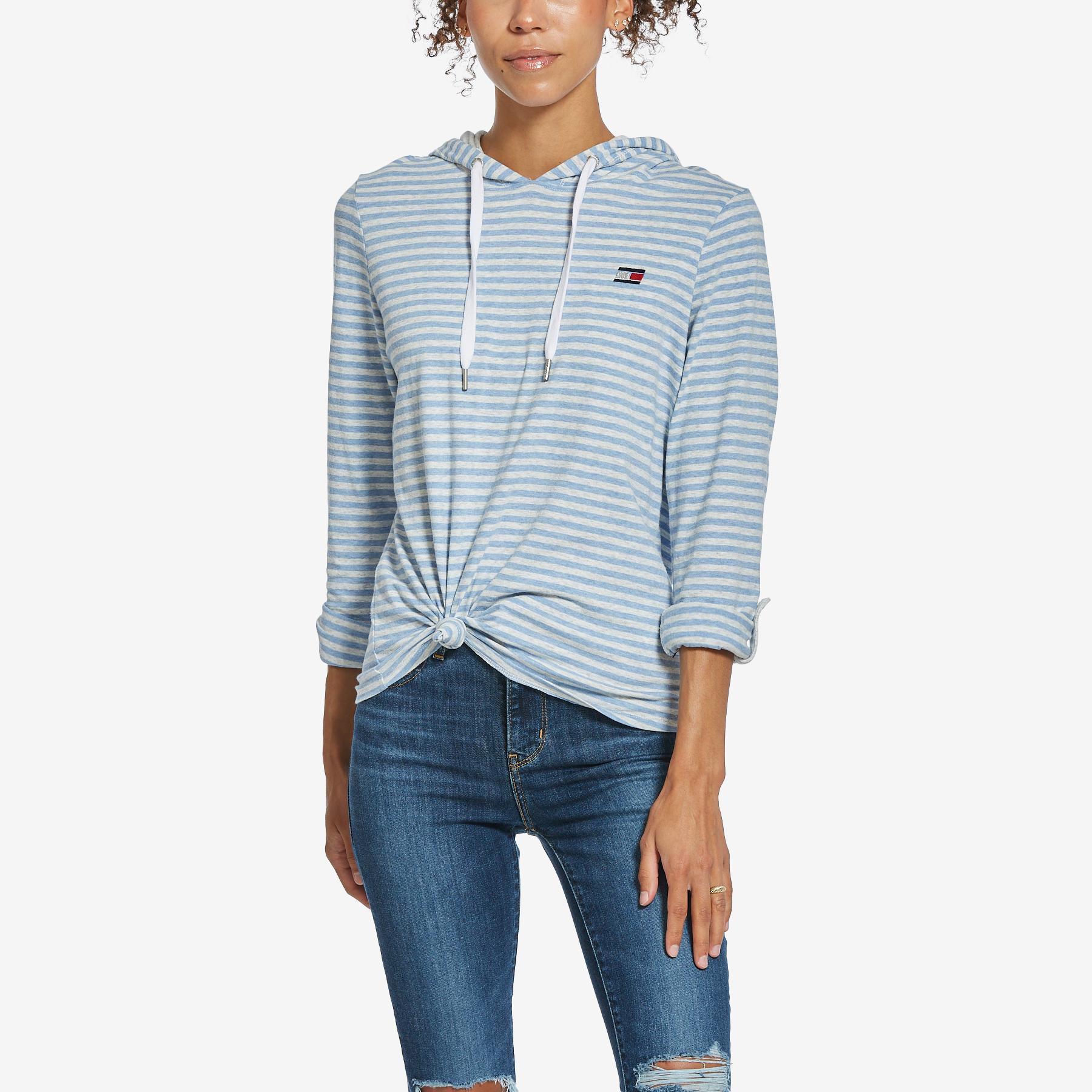 Women's Knot Front Top