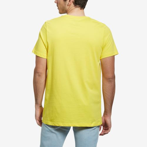 Back View of Tommy Hilfiger Men's Core Flag Crew Neck Tee