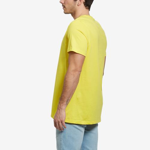 Right Side View of Tommy Hilfiger Men's Core Flag Crew Neck Tee