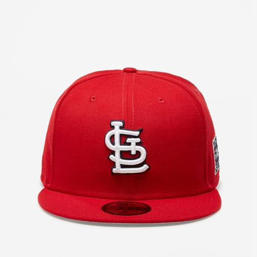 Front View of New Era Cardinals 59Fifty Fitted