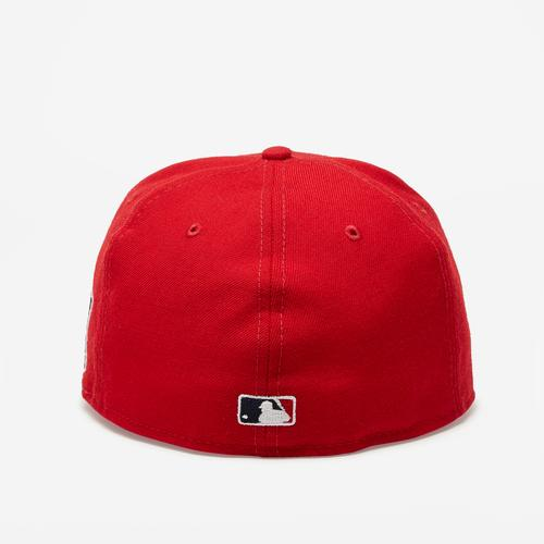 Back view of New Era Cardinals 59Fifty Fitted