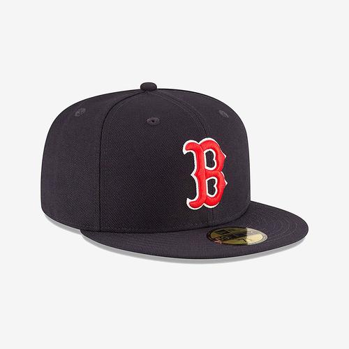 Third view of New Era Red Sox 59Fifty Fitted by New Era