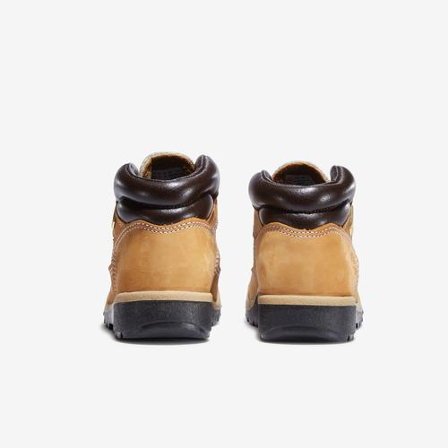 Back View of Timberland Boy's Toddler Field Boots Sneakers