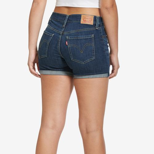 Levis Woman's Mid Length Shorts