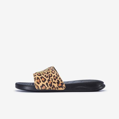 Fourth view of Women's Popcat 20 Slide by Puma