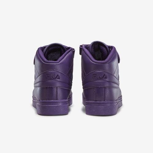 Back View of FILA Women's Vulc 13 MP Tonal Sneakers