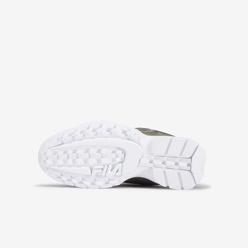 Top View of FILA Women's Disruptor 2 3D Embroidery Sneakers