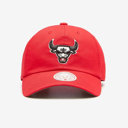 Mitchell + Ness Chicago Bulls Dad Hat