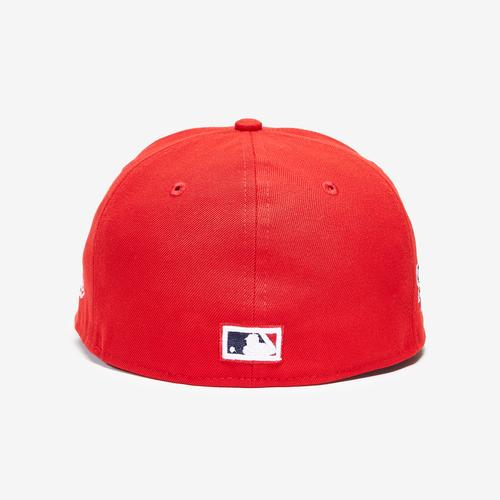 Fourth view of Boston Red Sox Basic 59FIFTY Fitted Cap by New Era
