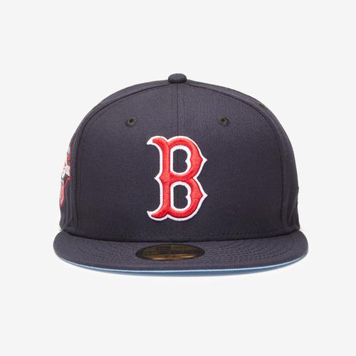 Second view of Boston Red Sox 59Fifty 1967 World Series Fitted Hat by New Era
