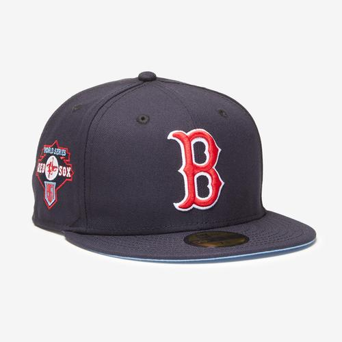 Third view of Boston Red Sox 59Fifty 1967 World Series Fitted Hat by New Era