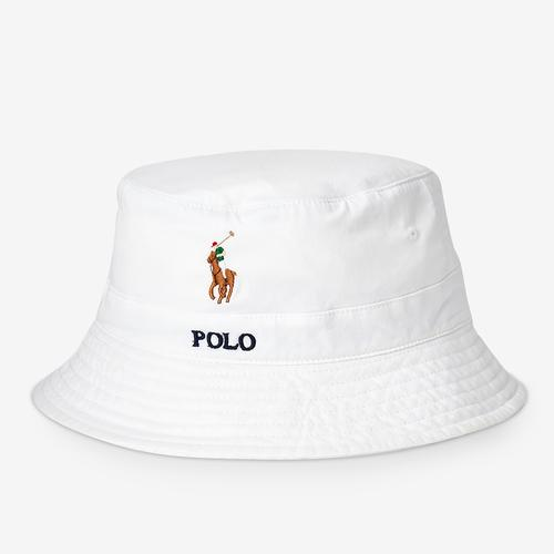 First View of Polo Ralph Lauren Classic Bucket Hat