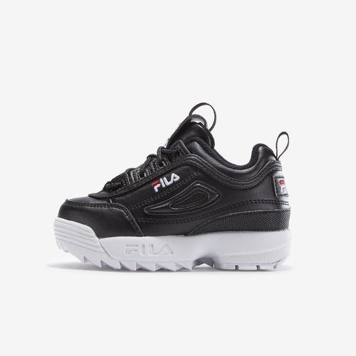 Left Side View of FILA Boy's Toddler Disruptor 2 Sneakers