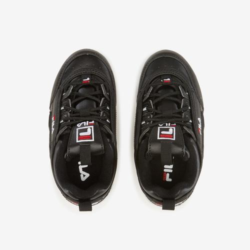 Bottom View of FILA Boy's Toddler Disruptor 2 Sneakers