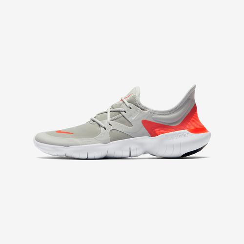 Left Side View of Nike Men's Free RN 5.0 Sneakers