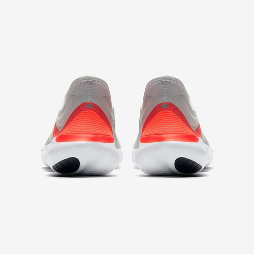 Back View of Nike Men's Free RN 5.0 Sneakers