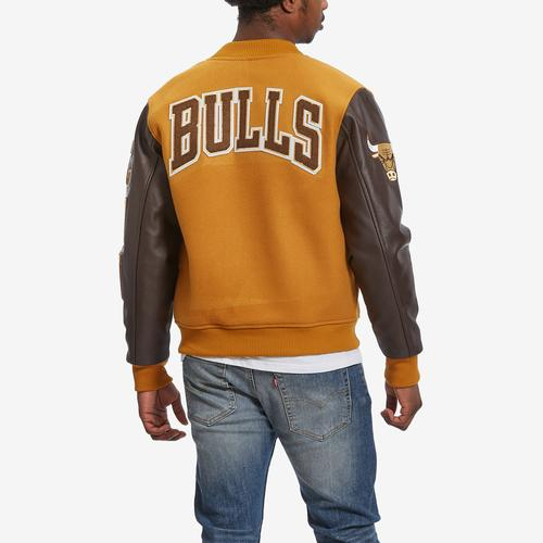 Pro Standard Men's Chicago Bulls Varsity Jacket