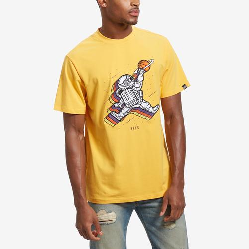 Front View of BKYS Men's Take Flight T-Shirt