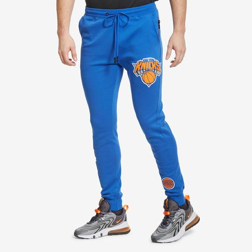 Third view of Men's New York Knicks Jogger by Pro Standard