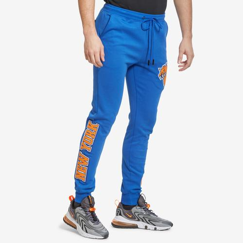 Fourth view of Men's New York Knicks Jogger by Pro Standard