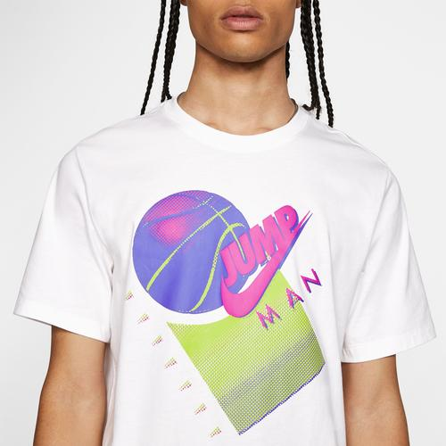 Third view of Men's Graphic T-Shirt by Jordan