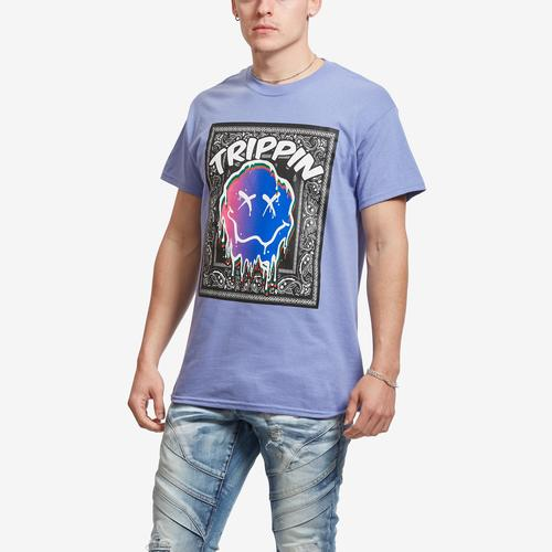 First view of Men's Trippin' T-Shirt by Brooklyn Vertical