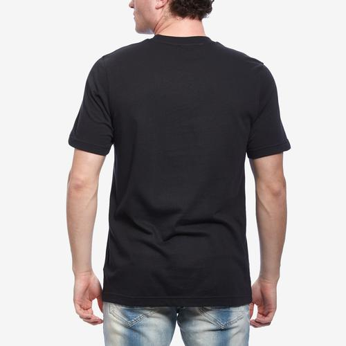 Back View of adidas Men's Trefoil Tee