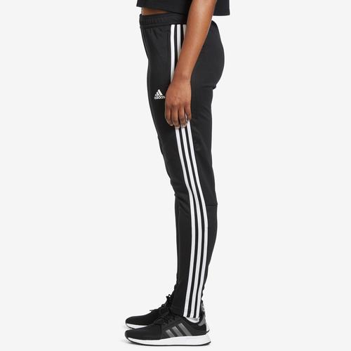 Left Side View of adidas Women's Tiro 19 Pants