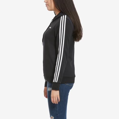 Third view of Women's 3-Stripes Hoodie by adidas