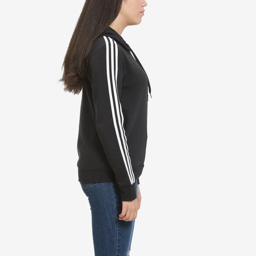 Fourth view of Women's 3-Stripes Hoodie by adidas