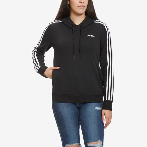 Fifth view of Women's 3-Stripes Hoodie by adidas