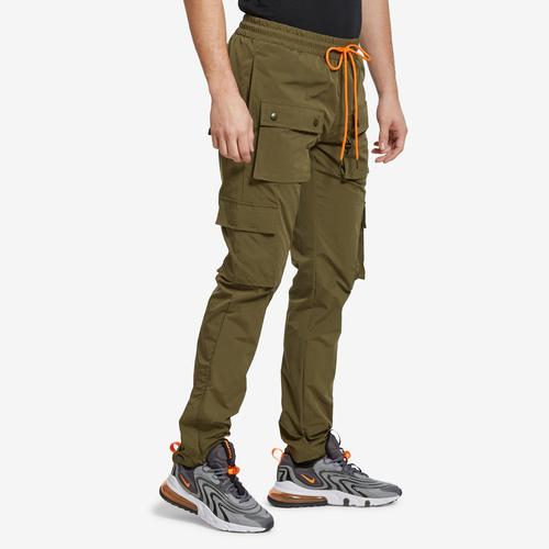 Fourth view of Men's Snap Cargo Pants by Epitome