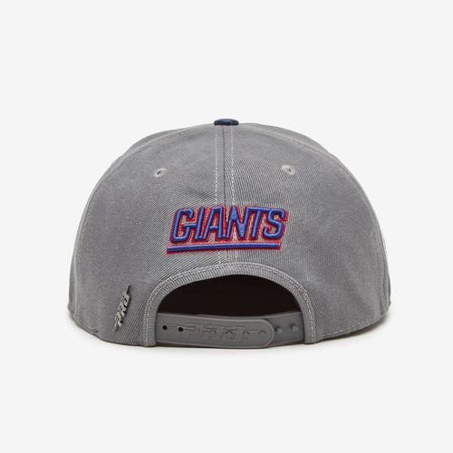 Fourth view of New York Giants Snapback Hat by Pro Standard