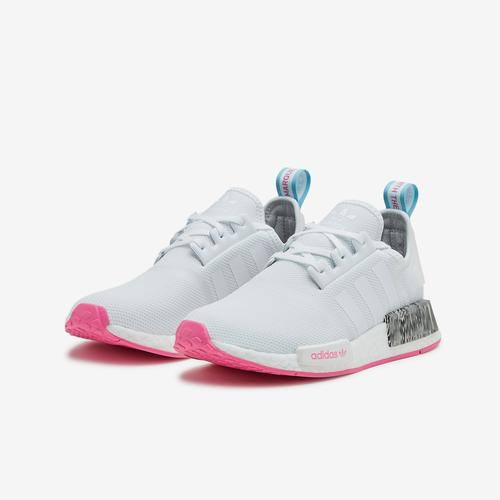 adidas Girl's Preschool NMD_R1 Shoes