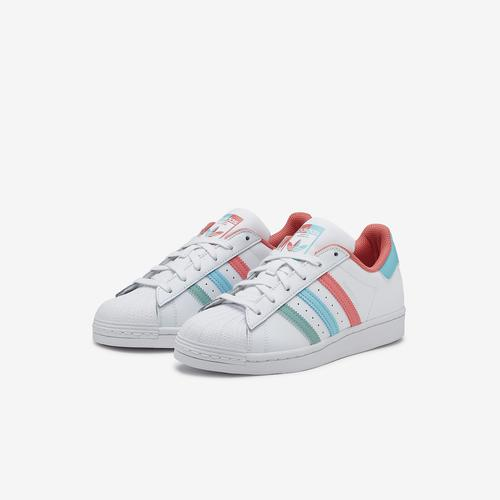 adidas Girl's Preschool Superstar Shoes