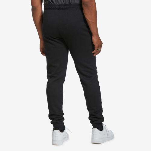 Second view of Men's Powerblend Fleece Joggers by Champion