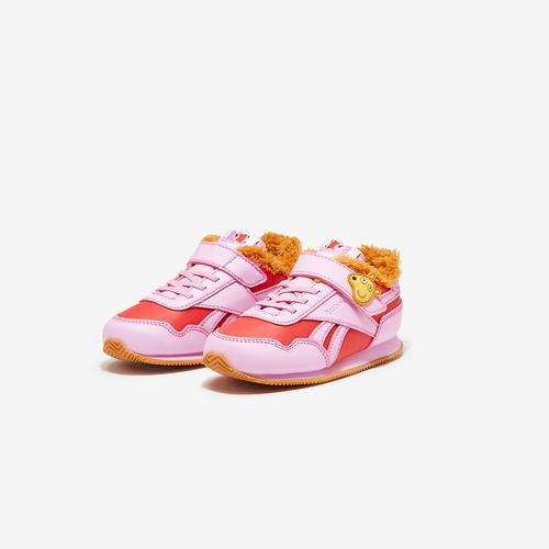 Reebok Girl's Toddler Classic Leather Peppa Pig Shoes
