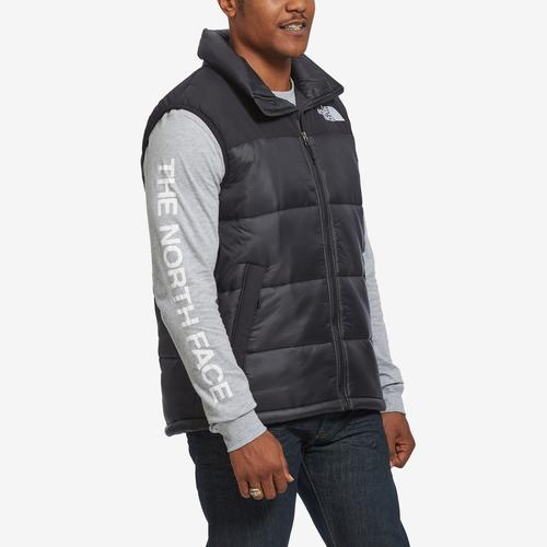 Third view of Men's Out HMLYN Insulated Full-Zip Vest by The North Face