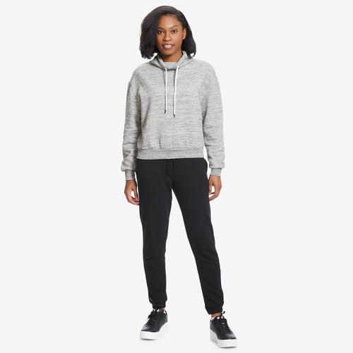 Third view of Women's Fleece High Rise Jogger by REFLEX