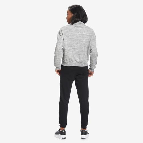 Fourth view of Women's Fleece High Rise Jogger by REFLEX