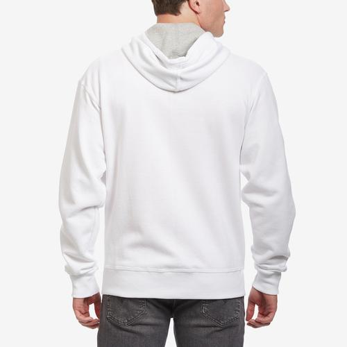 Back View of Champion Men's Powerblend Sweats Full Zip Jacket
